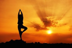 practica yoga en madrid