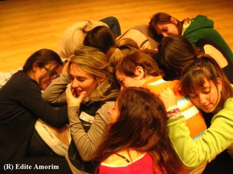 Organización de eventos en madrid Psicoteatro psicología positiva