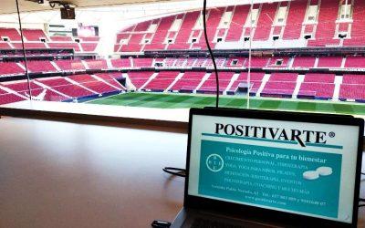 Risoterapia en Wanda Metropolitano