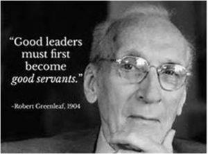 liderazgo de servicio