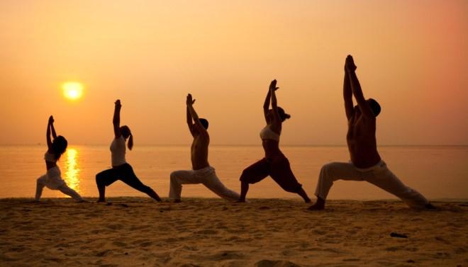 practicar yoga en vallecas