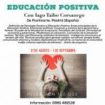 FORMACIÓN INTERNACIONAL DE EDUCACIÓN POSITIVA