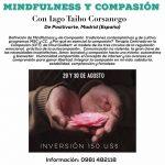 FORMACIÓN INTERNACIONAL DE MINDFULNESS Y COMPASIÓN