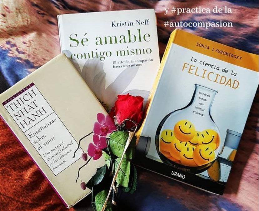 Lecturas sobre Bienestar en el día del libro