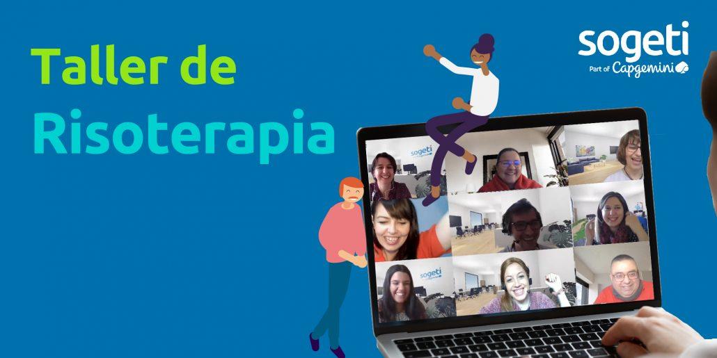 taller de risoterapia online para empresas